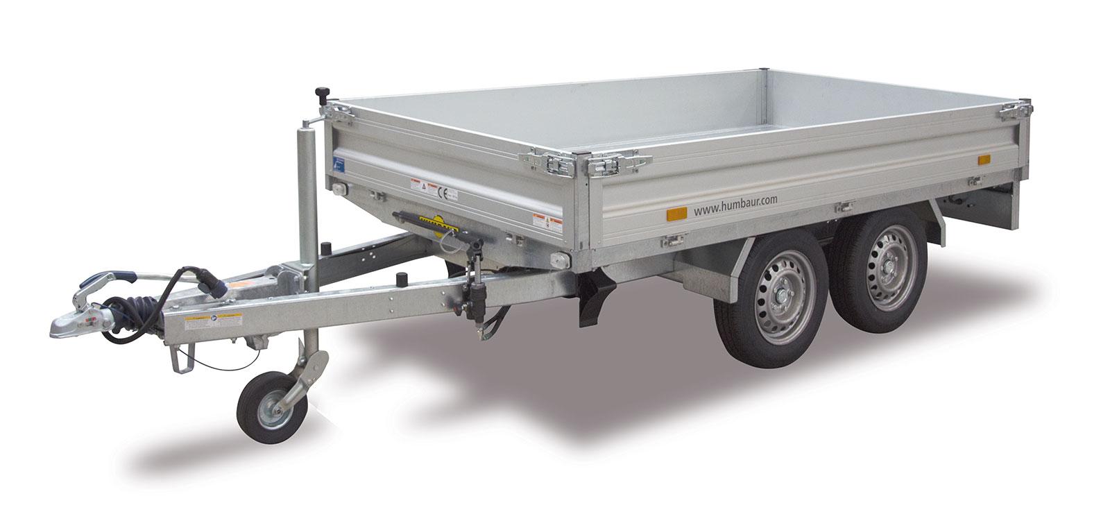 Humbaur Serie 3000 Rückwärtskipper HUK 272715-0